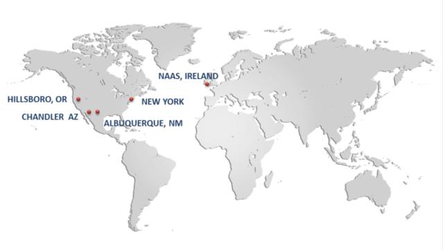 World - Locations